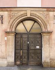 Krakov, portály (4) (ladabar) Tags: portal kraków cracow cracovia krakau krakov portál