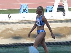 P1120355 (kusanli) Tags: woman beautiful greek team women european championships voula athlete izmir athletism paraskevi papachristou