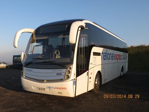 4040 FJ61 EXZ