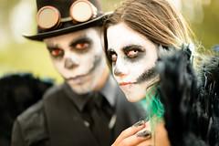 Eyes (k.jessen) Tags: andressa zombiewalk zombiewalksp zombiewalksp2015 zombie zumbi blood sangue brains miolos saopaulo sopaulo brasil brazil