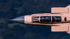 "Tornado. ""Up close and personal"" (Steve Cooke-SRAviation) Tags: 500mmlens 5d3 c130 eagle f15 hawkt2 hercules lfa7 opgranby stevecooke canon hawk lowflyimg macloop pinky sraviation tornado typhoon wales 25yearsanniversary"