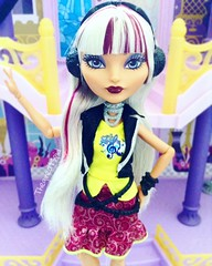 Melody Piper (TheGreatSpid) Tags: eah everafterhigh ever after high melody piper doll dolls mattel