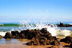 2016-10-19_01-13-55 (acorsinofdez) Tags: naturaleza nature playa beach playadelbarrign asturias mar sea ola wave landscape paisaje