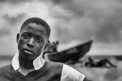 The Waiting (Ram Iyer Photography) Tags: canon eos 7d canon7d canonguy ramiyer ramiyercanonguy nigeria africa beach travel streetphotography blackwhite nature natgeo nationalgeographic naturallighting portrait