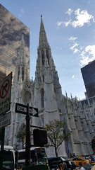 2016-10-19 - Saint Patrick's Cathedral (zigwaffle) Tags: 2016 nyc newyorkcity manhattan timessquare rockefellercenter saintpatrickscathedral fifthavenue wretchedexcess centralpark