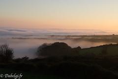 Mer de nuage la hague-36 (Lorimier david) Tags: mer de nuage la hague 251016 normandie normandy nature landscape cloud sea