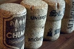 Put A Cork In It (ertolima) Tags: macromondays inarow beer ale hmm macro
