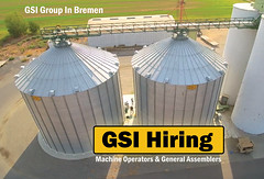 JOB OPENINGS AVAILABLE (cullmantoday) Tags: gsi bremen cullman alabama job jobs available openings machine operators general assemblers