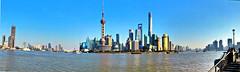 El Skyline ms bonito del mundo ( Villa) Tags: shanghai rascacielos skyscrapper skyline