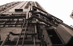 Hongkong 2015 - 05 (colorskyn) Tags: hong kong hongkong ducts rohre haus house fassade facade