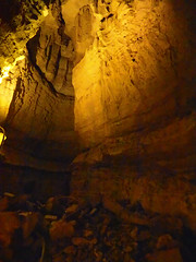 Mammoth Cave 09-06-2016 - Domes and Dripstones Tour 2 (David441491) Tags: mammothcave cave subterranean entrance sinkhole
