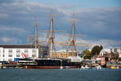 HMS Warrior (Den Batter) Tags: nikon d7200 portsmouth hampshire hmswarrior