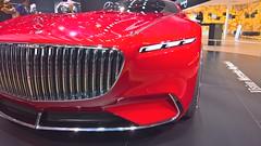 Mercedes maybach vision 6 10 (benoit.patelout) Tags: mondial automobile paris 2016 mercedes maybach vision 6