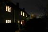 The house at night.. (christina.marsh25) Tags: silhouette nighr sky house