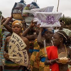 Agbogbo-Za Festival, Nots (peace-on-earth.org) Tags: regionplateaux tgo togo geo:lat=694413667 geo:lon=117167333 geotagged nots africa agbogboza festival ewe peaceonearthorg