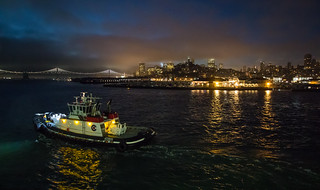San Francisco Pre Dawn