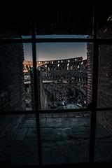 Rome 2016 (cinotosi) Tags: rome rom vatican collosseum vatikan papst pope church stpeter petersplatz circusmaximus museivaticani history ancient fenster gitter grid