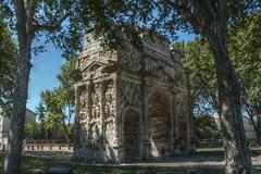 Roman Arch in Orange (Kasimir) Tags: orange arch triumphalarch roman history