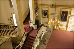 The Wedding Venue at Middleton Hall (Audrey A Jackson) Tags: canon60d middletonhall history weddingvenue stairs balustrades portraits chandaliers redcarpet flowers 1001nightsmagiccity