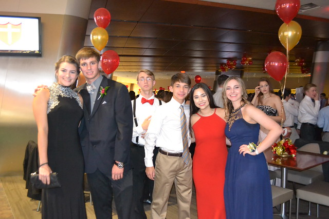 Crusaders Dance The Night Away At The 2016 Homecoming