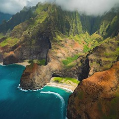 Aerial Drone Photos (spaceCityDrone) Tags: tag friend who needs trip hawaii photo by ✨marchromano✨ oahu maui waves ocean northshore napali coast helicopter plane drone drones flying island love peace sony canon gopro nikon above kauai