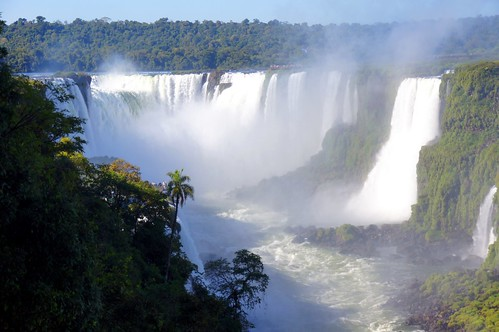 Foz do Iguacu, the Devils Throat
