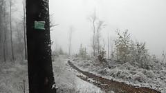 Obstweinschänke / Fruit Wine Pub I (offroadsound) Tags: obstwein durchgehendgeöffnet fruitwinepub snow forest winter
