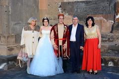 EDO_1738 (RickyOcean) Tags: wedding zvartnots echmiadzin armenia vagharshapat shush shushanik rickyocean shushmom nersessr shushaunt