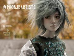 BJDArtistDay hooray! #probjdartists (eviexm) Tags: probjdartists nandi eviessanctum artistdoll artistbjd resin