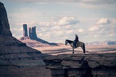 Sabastian of the Navajo Nation (Eric Zumstein) Tags: monumentvalley navajo native nativeamerican cowboy navajonation view canon clouds sky 6d sigma western bestportraitsaoi elitegalleryaoi aoi