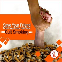 Save your friend from lung cancer (ihp.pune@ymail.com) Tags: lungcancerawareness publichealth healthyeating prevention fitsmoking harm quitit adiction cigarette tobacco nicotine poison tar ecigarette quitsmoking smokingkills