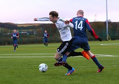 Rothesay Brandane 18-1 Viewfield (ufopilot) Tags: rothesay brandane brandanes danes bute football scotland uk britain viewfield