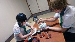 DSC04303.jpg (elyuu) Tags: freeiwatobiswimclub nagisa hazuki haruka nanase makoto tachibana iwami japan cosplay