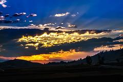 Cajamarca - Per (Jorge C. Benzunce.) Tags: cajamarca cielos caminos per paisajes fotos