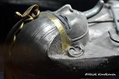 Golden Ureaus (konde) Tags: uraei uraeus coffin psusennesi 21stdynasty thirdintermediateperiod tip ancient treasure silver ancientegypt mummycoffin anthropoid
