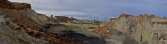 Bisti badlands. Rio Arriba Co., New Mexico. USA. (cbrozek21) Tags: bisti bistibadlands bistiwilderness badlands newmexicobadlands newmexico geology rocks newmexicogeology fantasticnature pentaxart