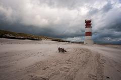 Leuchtturm Düne (Karsten Höhne) Tags: helgoland nordsee sturm unwetter leuchtturm