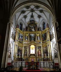 Interior Iglesia Santo Domingo antes Santo Tomé Soria 04 (Rafael Gomez - http://micamara.es) Tags: interior iglesia santo domingo antes tomé soria