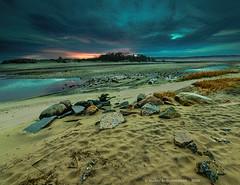 JM_FoggyDecCrabMeadowAM_11_30_16_36 (HarrySchue) Tags: crabmeadowbeach fog huntingtonny sunrise nikon nature ocean beach serene seashore clouds