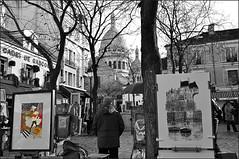 Paris 66 (Eloy Rodrguez (+ 5.000.000 views)) Tags: placedutertre bohme bohemia limpressionnisme impresionismo artemoderno lartmoderne picasso salvadordal lespacesalvadordal lamrecatherine paris montmartre sacrcur sacrcoeur baslicadelsacrcur cathdrale cathdrales catedral catedrales iglesias glises laplacedutertre places placesdeparis xviiiearrondissementdeparis 18earrondissement plazasconencanto comunafrancesa comuna pigalle placepigalle france francia urbanlandscape citylandscape arquitectura architecture labohme eloyrodrguez potd:country=es