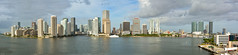 ... Miami, waterfront ... (wolli s) Tags: flickr miami panorama florida usa us aida kreuzfahrt port hafen stitched stitch stitching pano waterfront diva skyline