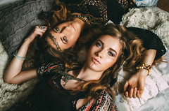 boho mood (a.shpakova) Tags: photography photo beauty model cute pretty girl love sweet girls boho style bohostyle bohomood studio