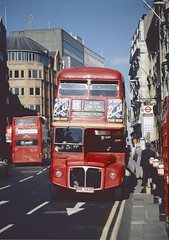 London 1998 (patrikmloeff) Tags: world voyage street city uk greatbritain travel summer england holiday london english tourism beautiful analog vacances reisen holidays europe traffic unitedkingdom earth sommer strasse urlaub capital tourist stadt londres terre british voyager routemaster sight analogue traveling monde londra verkehr ferien ville sights doubledeckerbus ete reise londinium welt englisch erde wahrzeichen grossbritanien britisch londyn llundain megacity doppeldeckerbus londona lunnainn verreisen londonas