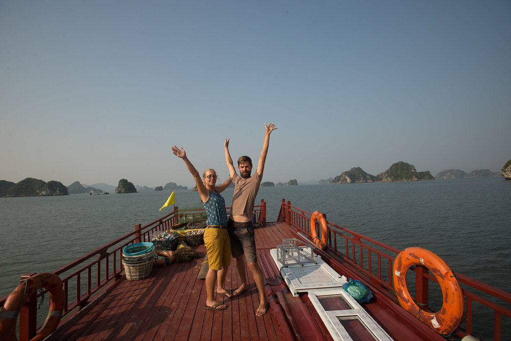 Hooray for Halong Bay