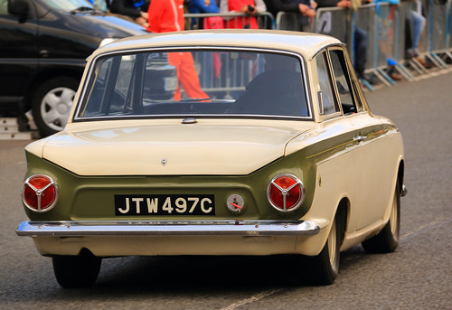 Jim Clark Lotus Cortina