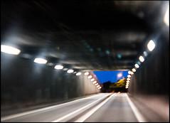 20150730-156 (sulamith.sallmann) Tags: road street light blur france architecture night dark way effects licht blurry frankreich europa traffic time nacht tunnel normandie verkehr unscharf manche fra dunkel lichter weg effekt unsharp nachts cherbourg unterfhrung autofahrt verschwommen lahague bassenormandie unschrfe strase autoverkehr architektonisch sulamithsallmann