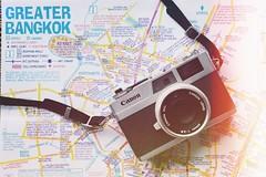 Canonet 28 (MAURICE YANG) Tags: camera color vintage map fujifilm filmlike xe1 leaklight vsco