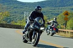 Motorcycle 1509208904w (gparet) Tags: bearmountain bridge road scenic overlook motorcycle motorcycles goattrail goatpath windingroad curves twisties outdoor sport vehicle bike wheel motorcyclist