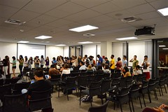 "WICS Week 1: 1st General Meeting & Mentorship Mixer 9/30/15 • <a style=""font-size:0.8em;"" href=""http://www.flickr.com/photos/88229021@N04/21736376288/"" target=""_blank"">View on Flickr</a>"