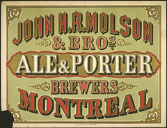 John H.R. Molson & Bros., ale & porter brewers / John H.R. Molson & Bros., brasseurs d'ale et de porter (BiblioArchives / LibraryArchives) Tags: portrait canada beer poster ale lac collection annonce brewery archives porter brewer advertisment brasserie bière affiche bac molson brasseur libraryandarchivescanada bibliothèqueetarchivescanada johnhrmolsonbros walittle